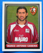 FIGURINA CALCIO MERLIN 2001 - N. 339 - CANEIRA - REGGINA - new