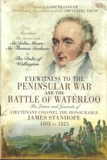 Eyewitness to the Peninsular War an the Battle of Waterloo, New, Glover, Gareth
