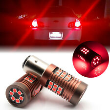 1157 2057 2357 1157A Ultra Red 30-SMD LED Bulbs for Tail Brake Stop light Lamps