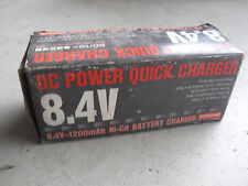 RC Accessory Kyosho DC Power Quick Charger 8.4V 1200mAH 2327 NIB