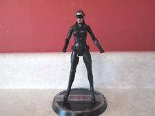 DC Batman Dark Knight Rises Movie Masters Figure Bat Signal 2011 Catwoman