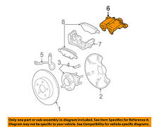 Chevrolet GM OEM 08-10 Cobalt Rear-Brake Disc Caliper 25902073