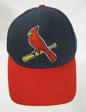 MLB St. Louis Cardinals Red and Blue Baseball Hat Cap Adjustable Strap