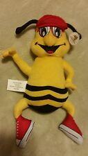 """13 1/2"""" Buddy Bee Plush Stuff Toy"""