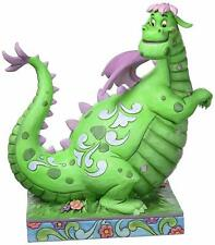 Elliot Drache A Boy's Best Friend Figur (Jim Shore ENESCO Disney Traditions) NEU