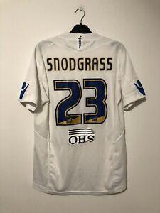 Leeds United Home Football Shirt 2010/11 10 11 Extra Large XL SNODGRASS 23