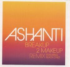 Ashanti Break Up 2 Make Up Remix Feat. Black Child 2004 Rare Promo CD