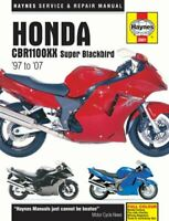 Honda CBR1100XX Super Blackbird (97-07) 97-07 by Haynes Publishing 9781785210525