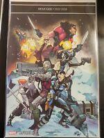 X-FORCE #1a (2019 MARVEL Comics) ~ VF/NM Book