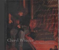 Cheryl Whller - Mrs. Pinocci's Gutar   [Cd]