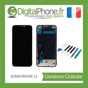 ECRAN LCD IPHONE 11 COMPLET AVEC OUTILS --TVA--