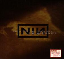 **  NINE INCH NAILS /LIVE - AND ALL THAT COULD HAVE BEEN