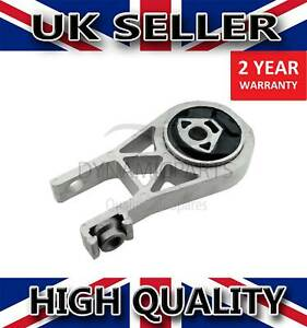 PEUGEOT BOXER CITROEN RELAY REAR LOWER GEARBOX ENGINE MOUNT 180695