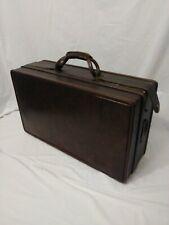 Vintage Mid Century Hartmann Luggage belting leather 21 in.