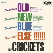 THE CRICKETS Something Old, Something New with  BONUS TRACK  JAPAN MINI LP CD