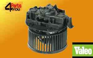 Heater Blower Motor  WitH AirCon NEW Renault Megane II mk2 mkII VALEO HQ