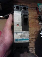 Siemens ITE 125 amp Circuit Breaker Molded Case, ED42B125, Used. Double Pole.
