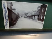 DALRY AYRSHIRE SUPERB ORIGINAL CABINET PHOTOGRAPH -ANDERSON f