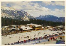 Canmore, Alberta, Canada postcard.