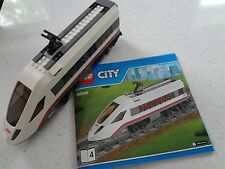 LEGO City Highspeed Train End Carriage Only from set 60051. NEW