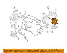 HONDA OEM 09-15 Pilot-Engine Motor Mount/Torque Strut 50810SZAA02
