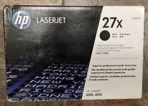 "HP OEM C4127X - New In Sealed Original Box - Free Shipping! High Capacity ""X"""