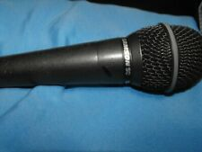 Samson S12 Dynamic Cable Professional Microphone