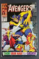 THE AVENGERS #51, April 1968 BUSCEMA ART In the Clutches of the Collector