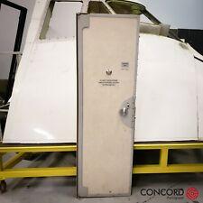 GENUINE BOEING 747-400 AIRCRAFT COCKPIT CABIN DOOR