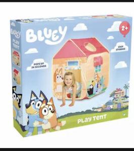 Bluey Play Tent Disney Junior Bingo Bandit Bluey