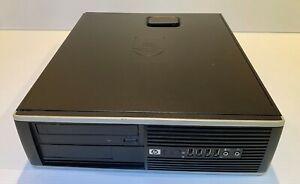 HP Compaq 6005 AMD Athlon II X2 3, 4GB RAM, 180GB SSD and 500GB HD Windows 10 OS