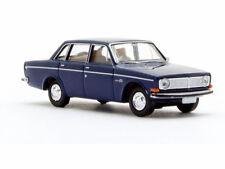 Brekina 29413 Volvo 144 saphirblau blau TD 1:87 Neu