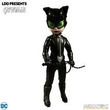 LIVING DEAD DOLLS PRESENTS DC UNIVERSE CATWOMAN 25CM DOLL IN STOCK