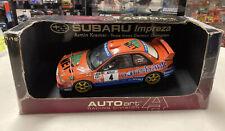 Autoart 1/18 1997 Subaru Impreza Wrx Wrc Sti 22B Rally -A 4 Kremer Wicca
