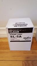 Amseco SL-5A CONICAL STROBE LIGHTS - CLEAR