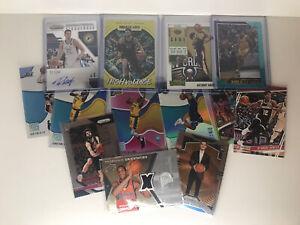 35 NBA Basketball Card Mixed Lot!!! Auto!!! Jersey!!! Rookies!!!
