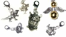 Unbranded Silver Plated Animals Insects Costume Charms & Charm Bracelets