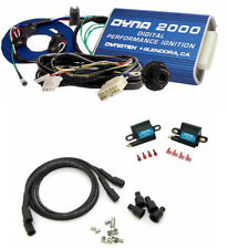 Dynatek Dyna 2000 CDI Ignition Coils Wires Kit Suzuki GS 1150 1000 750 850 550