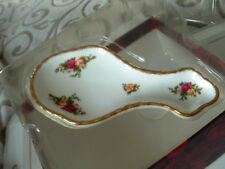 ROYAL ALBERT OLD COUNTRY ROSES. TEA SPOON REST