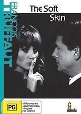 THE SOFT SKIN - (DIRECTOR: FRANCOIS TRUFFAUT) - DVD - BRAND NEW!!! SEALED!!!