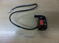 Yamaha DT125R 1988/94 Right Handlebar Switch; Engine Stop QS47J