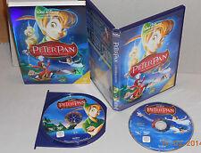 Walt Disney Peter Pan  2 Disc Special Edition DVD  sehr gut in Pappschuber