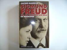 SIGMUND FREUND GEORG MARKUS GEHEIMNIS DER SEELE MÜLLER