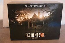 Resident Evil 7  Collector's Edition PC - NEW - READY TO SEND !!!