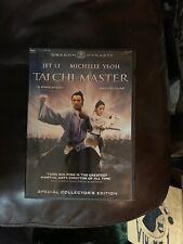 Dvd Movie Taichi Master Dragon Dynasty