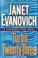 Turbo Twenty-Three  (ExLib) by Janet Evanovich