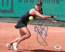 Julia Goerges Germany Tennis Signed Auto 8x10 PHOTO PSA/DNA COA