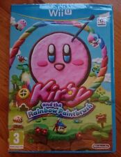 Brand New Sealed Kirby and the Rainbow Paintbrush (Nintendo Wii U) PAL