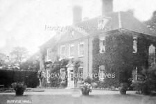 Nbq-64 Burfield Hall, Wymondham, Norfolk. Photo