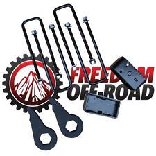 """Chevy GM 1500 K1500 4WD 3"""" + 3"""" Torsion Bar Key Lift Kit"""